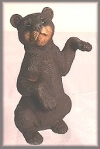 Bär stehend,10cm