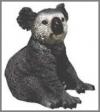 Koala Bär,9,5x10cm