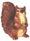 Eichhörnchen, br.26x23cm
