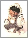 Eskimo,Hund,27cm