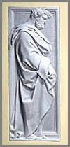 St.Antonius, coto, 34,5x91 cm
